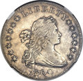 Early Dollars, 1800 $1 AMERICAI -- Improperly Cleaned -- NGC Details. AU. B-11,BB-191, R.5....