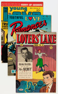 Golden Age (1938-1955):Romance, Comic Books - Assorted Golden Age Romance Comics Group (VariousPublishers, 1950s) Condition: Average VG/FN.... (Total: 6 ComicBooks)