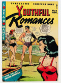 Golden Age (1938-1955):Romance, Youthful Romances #8 (Pix Parade, 1951) Condition: FN-....