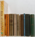 Books:Children's Books, [Boys' Literature]. Group of Ten. Various publishers. Includesseveral illustrated by Norman Rockwell, The Boy's Camp Book...(Total: 10 Items)