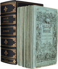Books:Literature Pre-1900, Charles Dickens. Bleak House. With Illustrations by H. K.Browne. London: Bradbury and Evans, 1853. First editi...