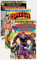 Modern Age (1980-Present):Miscellaneous, Comic Books - Assorted Modern Age Comics Box Lot (Various Publishers, 1980s) Condition: Average VF/NM....