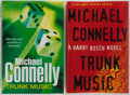 Books:First Editions, Michael Connelly. Group of Two First Editions of TrunkMusic. Orion Press and Little, Brown, 1997. Fine.... (Total: 2Items)
