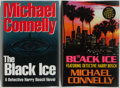 Books:First Editions, Michael Connelly. Group of Two First Editions of The BlackIce. Orion Press and Little, Brown, 1993. The UK First ...(Total: 2 Items)