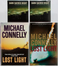 Books:Signed Editions, Michael Connelly. Group of Two SIGNED First Editions of Lost Light. Orion Press and Little, Brown, 2003. Each signed... (Total: 2 Items)