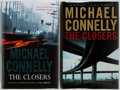Books:Signed Editions, Michael Connelly. Group of Two SIGNED First Editions. The Closers. Orion Press and Little, Brown, 2005. Both signed ... (Total: 2 Items)