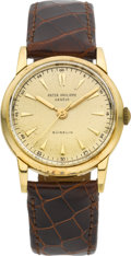 Timepieces:Wristwatch, Patek Philippe & Co. Very Fine Ref. 2460 Gold Center Seconds Wristwatch, circa 1953. ...