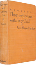 Books:Literature 1900-up, Zora Neale Hurston. Their Eyes Were Watching God.Lippincott, [1937]. First edition....
