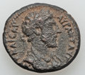 Ancients:Judaea, Ancients: DECAPOLIS. Abila. Marcus Aurelius (AD 161 - 180). Æ 26mm(11.51 gm). ...