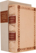 Books:Literature 1900-up, Charles Dickens. The Posthumous Papers of the PickwickClub. London, 1837. First book edition, first issue.Fr...
