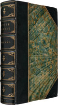 Books:Literature Pre-1900, Charles Dickens. Little Dorrit. London, 1857. First edition,bound from parts. From the collection of Alexander J....