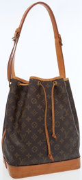 Luxury Accessories:Accessories, Louis Vuitton Classic Monogram Canvas Petit Noe Shoulder Bag. ...