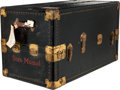 Baseball Collectibles:Others, Circa 1950 Stan Musial St. Louis Cardinals Traveling Trunk....
