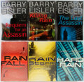 Books:Mystery & Detective Fiction, Barry Eisler. Group of Six SIGNED First Editions. Putnam Press, various dates. Includes Rain Fall, The Last Assassin, Kill... (Total: 6 Items)