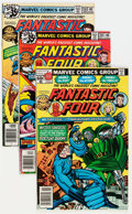 Modern Age (1980-Present):Superhero, Fantastic Four Box Lot (Marvel, 1978-98) Condition: Average NM....(Total: 2 Box Lots)