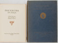 Books:Art & Architecture, [Art & Architecture]. Contemporary American Sculpture. California Palace of the Legion of Honor, 1929. Profusely... (Total: 2 Items)