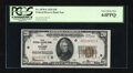 Small Size:Federal Reserve Bank Notes, Fr. 1870-G $20 1929 Federal Reserve Bank Note. PCGS Very Choice New 64PPQ.. ...
