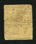 Colonial Notes:Delaware, Delaware June 1, 1759 20s About Fine....