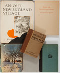 Books:Americana & American History, [New England]. Various Authors. Group of Six. Various publishers.Includes Noah's Ark New England Yankees and The Endless ...(Total: 6 Items)