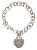 Estate Jewelry:Bracelets, Silver Bracelet, Tiffany & Co.. ...