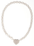 Estate Jewelry:Necklaces, Silver Necklace, Tiffany & Co.. ...