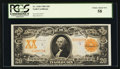 Large Size:Gold Certificates, Fr. 1184 $20 1906 Gold Certificate PCGS Choice About New 58.. ...