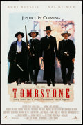 "Movie Posters:Western, Tombstone (Buena Vista, 1993). Special Poster (17.75"" X 27"").Western.. ..."
