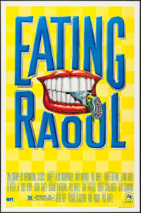 """Eating Raoul (20th Century Fox, 1982). One Sheet (27"""" X 41"""") Style B. Comedy"""