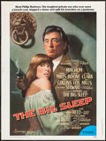 "Movie Posters:Crime, The Big Sleep (United Artists, 1978). Poster (30"" X 40""). Crime....."