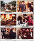 "Movie Posters:Academy Award Winners, Gone with the Wind (MGM, R-1968). Lobby Card Set of 8 & Lobby Cards (2)(11"" X 14""). Academy Award Winners.. ... (Total: 10 Items)"