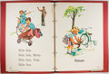 Books:Children's Books, [Children's]. Odille Ousley and David H. Russell. Our Big Red Story Book. Ginn and Company, 1957. Measures 17 x 24...