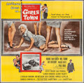 """Movie Posters:Bad Girl, Girls Town (MGM, 1959). Six Sheet (78"""" X 80""""). Bad Girl.. ..."""