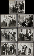 """Movie Posters:Drama, Never Too Late (Reliable, 1935). Photos (20) (8"""" X 10""""). Drama.. ... (Total: 20 Items)"""