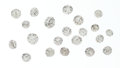 Estate Jewelry:Unmounted Diamonds, Twenty-One Unmounted Diamonds. ...