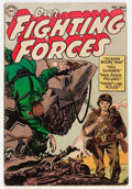Golden Age (1938-1955):War, Our Fighting Forces #1 (DC, 1954) Condition: VG-....