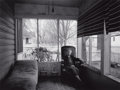 Photographs:20th Century, ANSEL ADAMS (American, 1902-1984). Mrs. Gunn on Porch, Independence, California, 1944. Gelatin silver, 1981. 14-1/4 x 19...