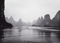 Photographs, ALAN ROSS (American). Children Wading, Li River, China, 1981. Gelatin silver, 1982. 12-3/4 x 17-7/8 inches (32.4 x 45.4 ...