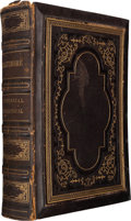 Books:Photography, [Photography]. [Brantz Mayer]. Baltimore: Past and Present... Baltimore, 1871. First edition. With albumen portr...