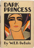 Books:Literature 1900-up, W. E. B. Du Bois. Dark Princess. New York: Harcourt, Brace,[1928]. First edition, first printing. Octavo. 311 pages...
