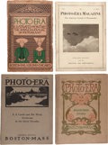 Books:Photography, [Photography Magazine]. Photo-Era. The American Journal of Photography. Boston: The Photo Era Publishing Company...
