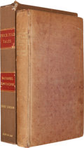 Books:Literature Pre-1900, Hawthorne, Nathaniel. Twice-Told Tales. Boston: AmericanStationers Co., 1837. First edition of Hawthorne's seco...