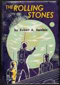Books:Science Fiction & Fantasy, Robert A. Heinlein. The Rolling Stones. New York, [1952]. First edition.. ...