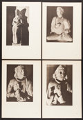 Books:Art & Architecture, [Antiquities]. J. Strzygowsky. The Afghan Stuccos of the N. R.F. Collection. Paris, [n.d., ca. 1931]. First edition...
