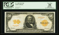 Large Size:Gold Certificates, Fr. 1198 $50 1913 Gold Certificate PCGS Apparent Very Fine 30.. ...