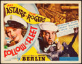 "Movie Posters:Musical, Follow the Fleet (RKO, 1936). Title Lobby Card (11"" X 14"").. ..."