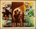 """Movie Posters:Black Films, The Green Pastures (Warner Brothers, 1936). Lobby Card (11"""" X14"""").. ..."""