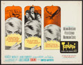 "Movie Posters:Crime, Topkapi (United Artists, 1964). Half Sheet (22"" X 28""). Crime.. ..."