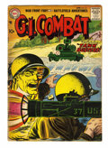 Silver Age (1956-1969):War, G.I. Combat #47 (DC, 1957) Condition: VG-....