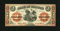 Canadian Currency: , Clifton, Province of Canada- Bank of Clifton $2 Sep. 1, 1861Charlton 125-12-12. ...