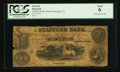 Obsoletes By State:Connecticut, Stafford Springs, CT - The Stafford Bank $2 Apr. 4, 1856. ...